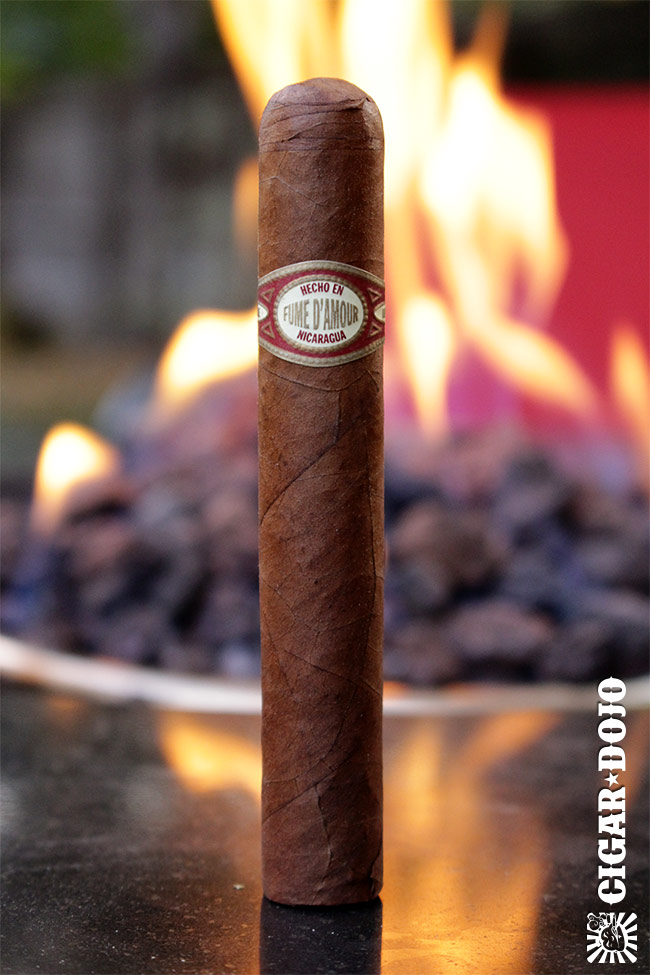 Illusione Fume D'Amour robusto cigar review