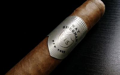Nat Sherman Sterling cigar review