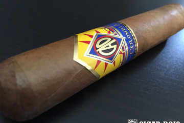 CAO Columbia Cigar rating and review