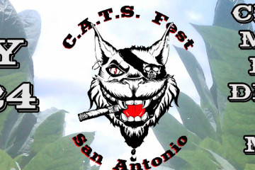 CATS Festival 2015 cigar event