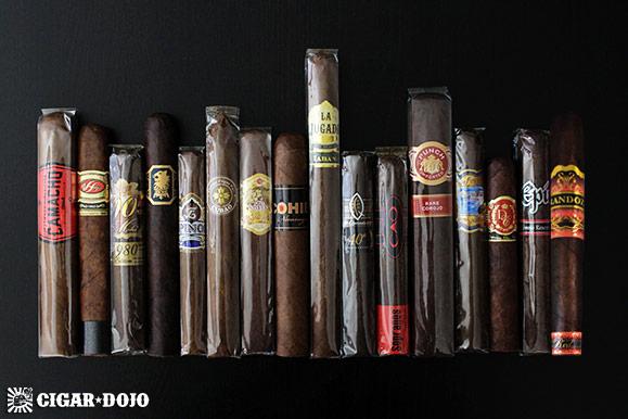 Cigar Dojo partner cigar giveaway