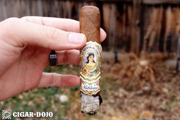 La Aroma de Cuba Noblesse cigar review