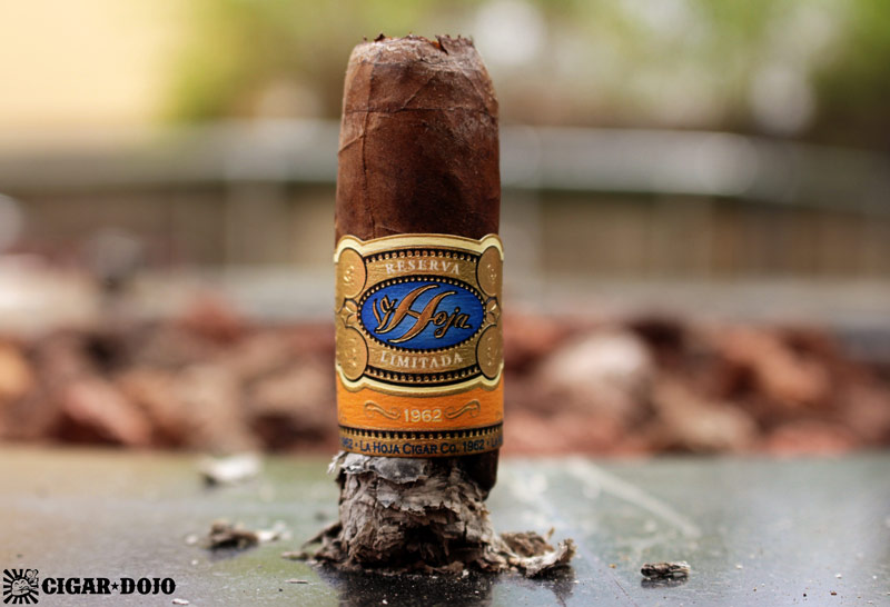 La Hoja Reserva Limitada 1962 cigar review and rating