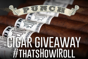 Punch Cigars Giveaway