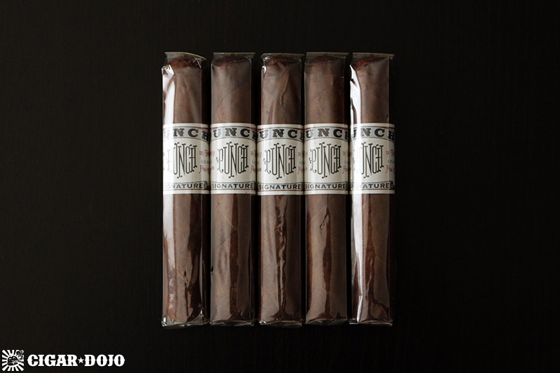 Punch Signature robusto cigars