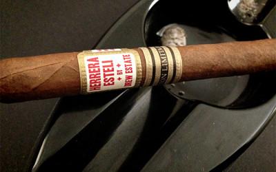 Herrera Esteli Edicion Limitada 2014 Lancero Cigar Review