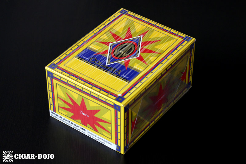 CAO Columbia box of cigars