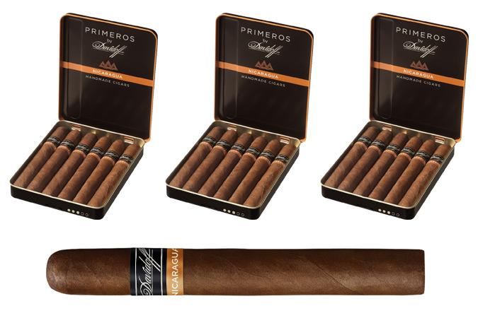 Davidoff Nicaragua Primeros cigars