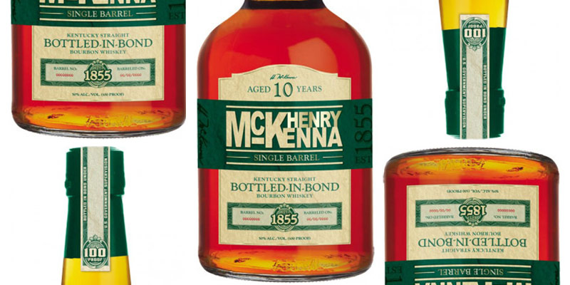 Henry McKenna Single Barrel 10 Year Bourbon