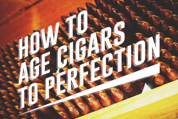 How to age cigars to perfection