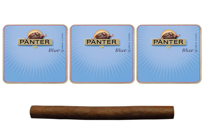 Panter Blue cigarillo cigars