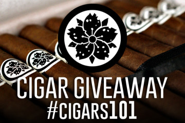 Room101 Master Collection Three cigar giveaway