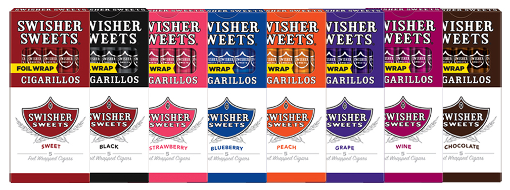 Swisher Sweets flavored cigars