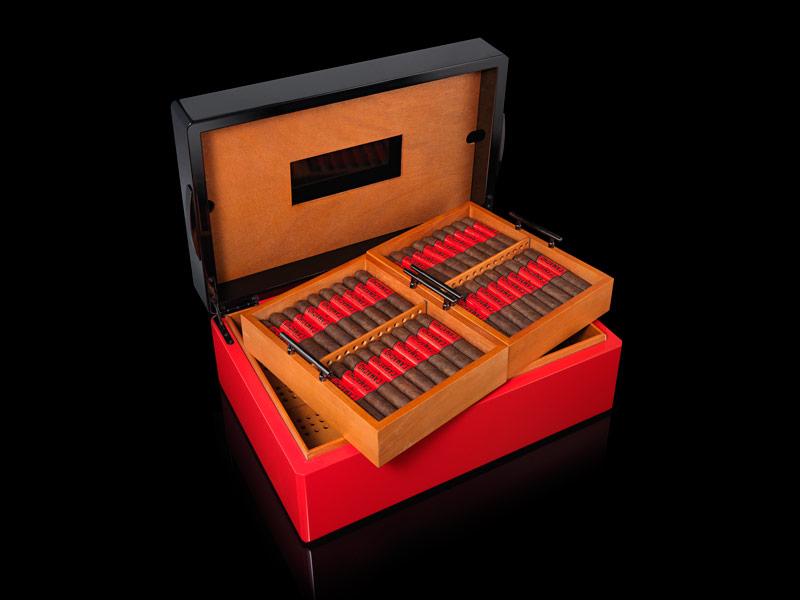 Camacho Cigars 200 count humidor