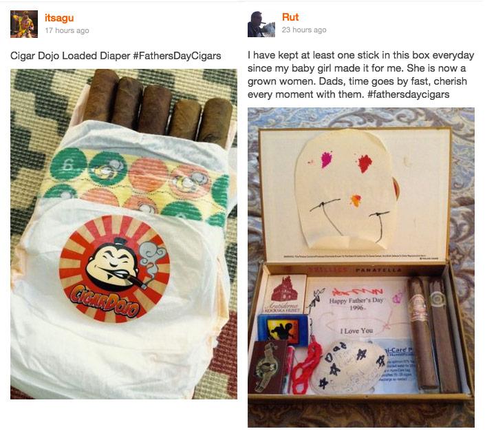 JR Cigar contest winners