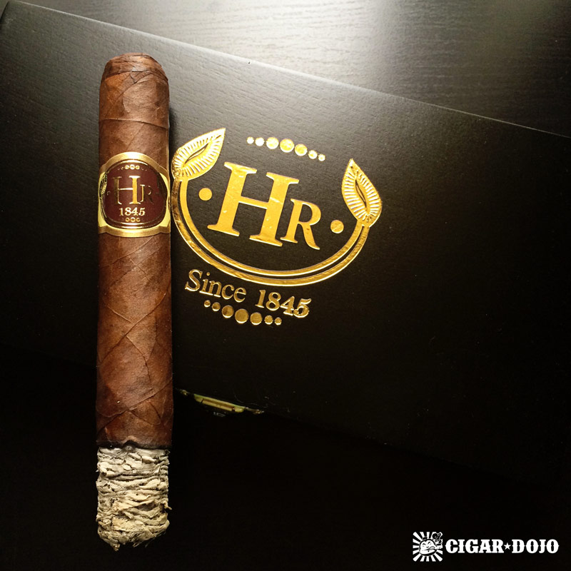 Cubanacan HR Hirochi Robaina cigar review