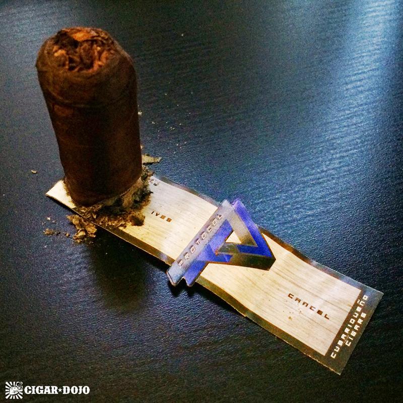 Cubariqueño Protocol cigar review and rating