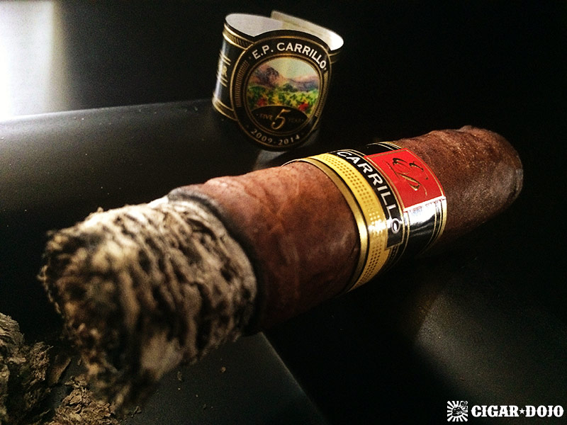 E.P. Carrillo 5 Year Anniversary cigar review