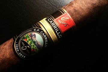 E.P. Carrillo 5 Year Anniversary cigar review