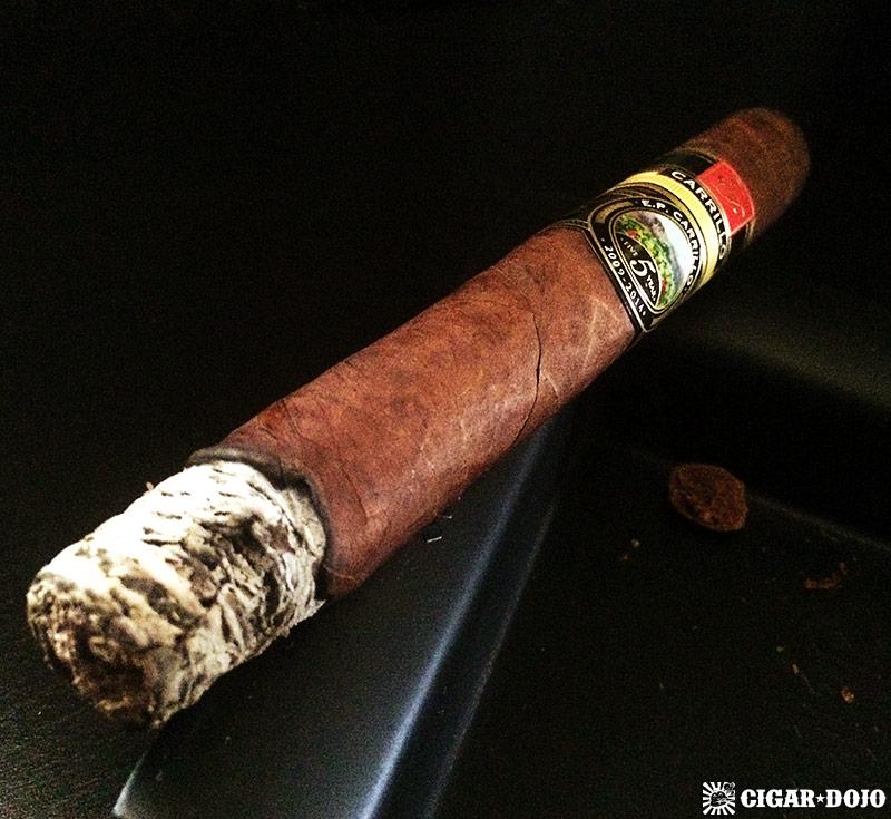 E.P. Carrillo 5 Year Anniversary toro cigar review