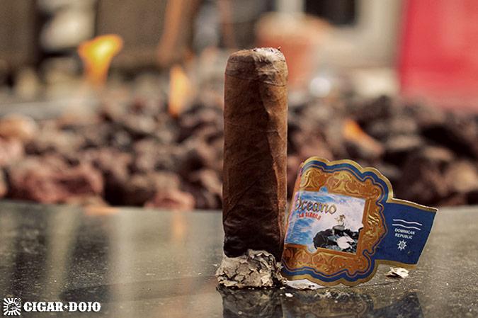 La Sirena Oceano cigar review and rating