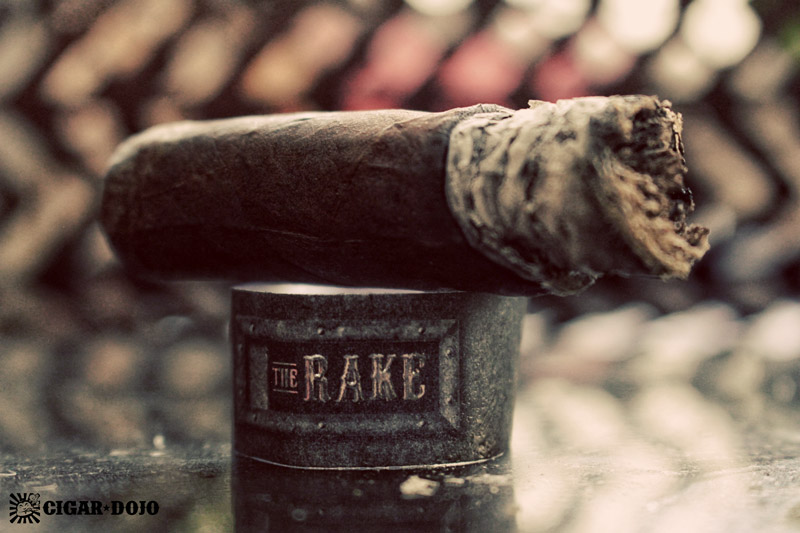 MoyaRuiz The Rake cigar review and rating