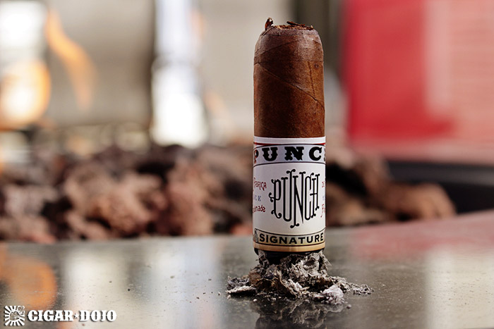 Punch Signature cigar review and rating