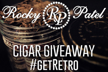 Rocky Patel Prohibition cigar giveaway
