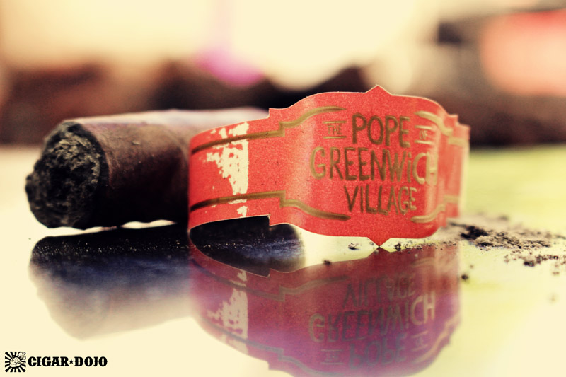 Drew Estate The Pope of Greenwich Village cigar review and rating