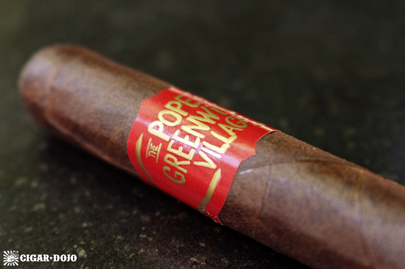 The Pope of Greenwich Village cigar review