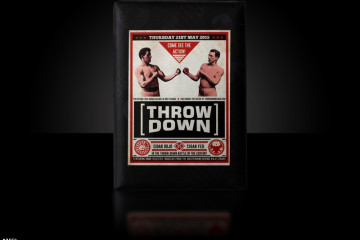 Throw Down Cigars 10-count bundle