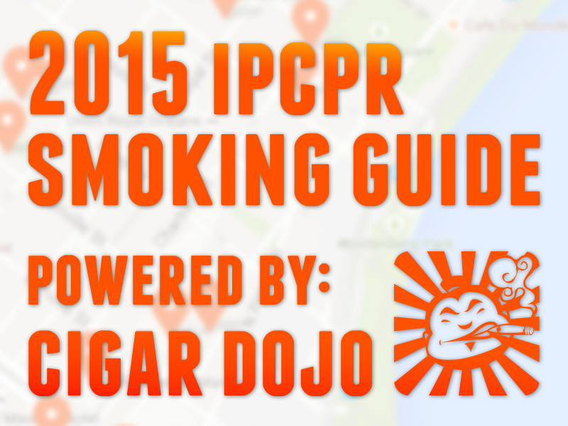 2015 IPCPR Event Smoking Guide