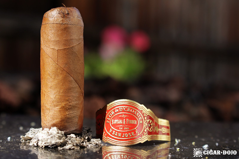 Flor de D'Crossier Selection No. 512 cigar review and rating