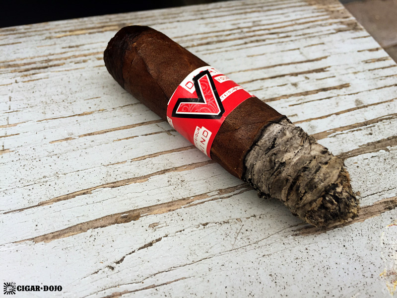 PSyKo SEVEN MADuRo robusto cigar review