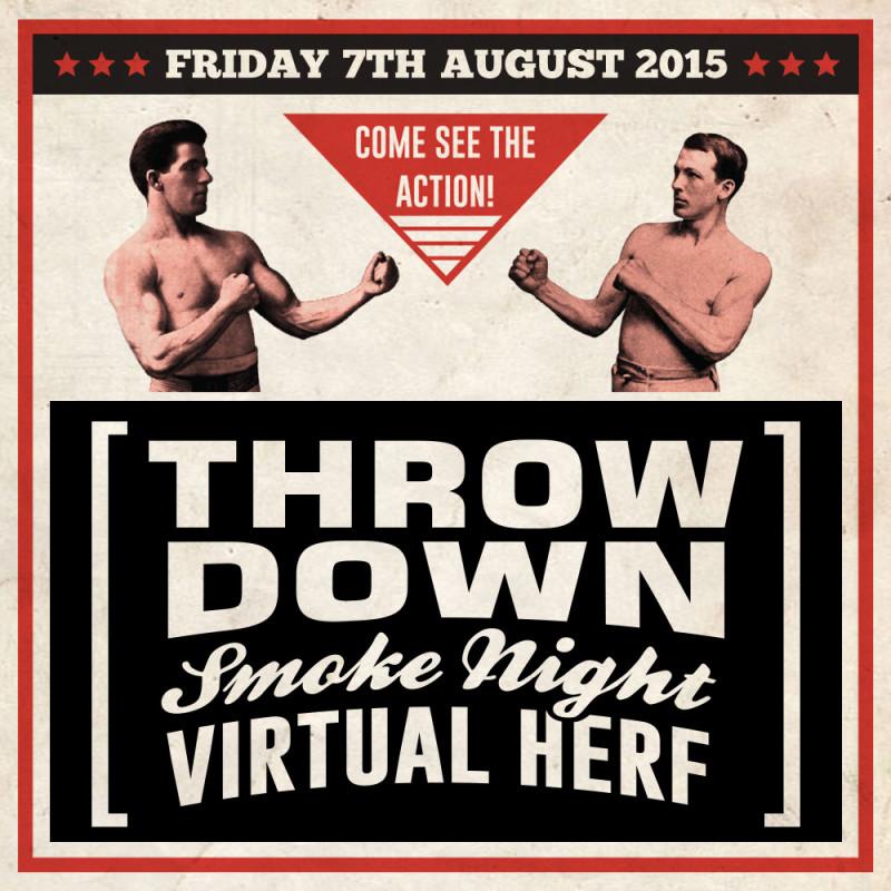 Viaje Throw Down Virtual HERF