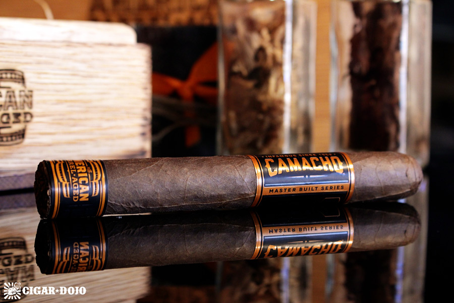 Camacho American Barrel-Aged cigar review