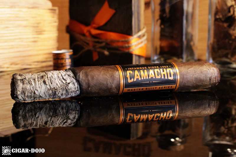 Camacho American Barrel-Aged Master Built Series cigar review