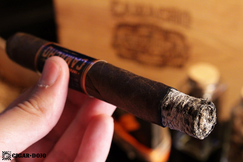 Camacho American Barrel-Aged toro cigar review