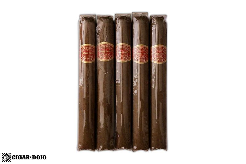 Flor de D'Crossier No. 512 cigars 5-pack