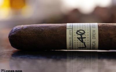 Liga Privada Unico Serie L40 Lancero cigar review