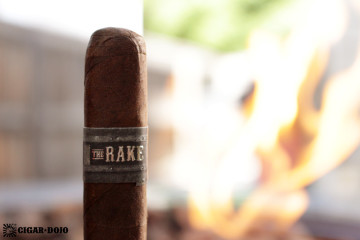 MoyaRuiz The Rake cigar review
