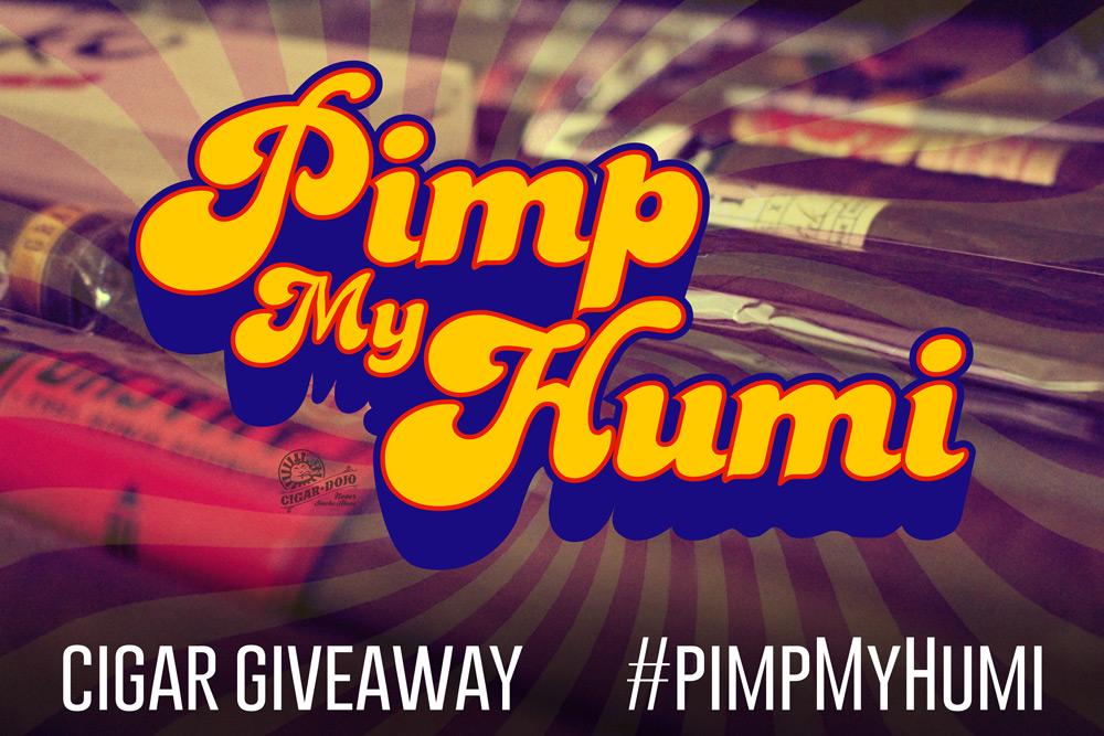 Pimp My Humi Cigar Contest