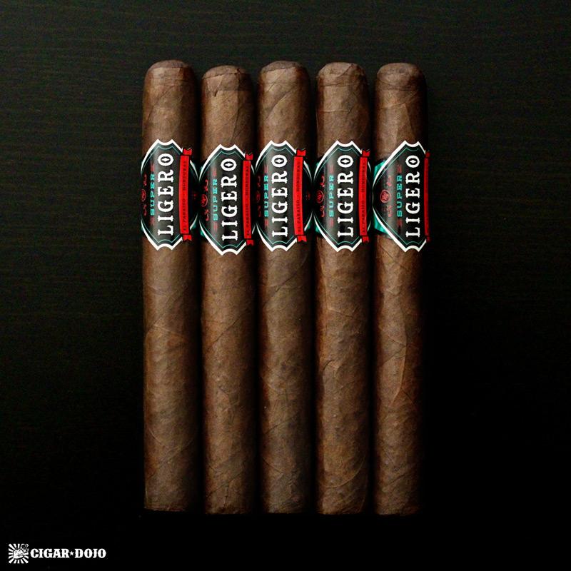 Rocky Patel Super Ligero 5-pack cigar giveaway