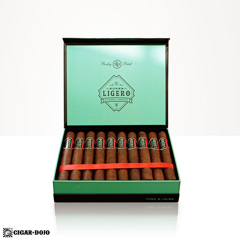 Rocky Patel Super Ligero 20-count box cigar giveaway