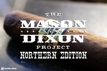 The Mason Dixon Project: Northern Edition LE 2014 cigar review