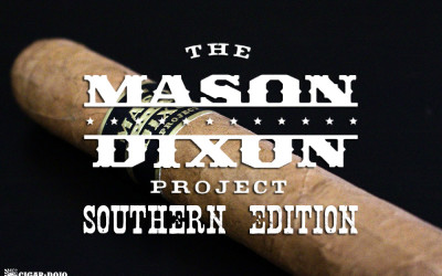 The Mason Dixon Project: Southern Edition LE 2014 cigar review