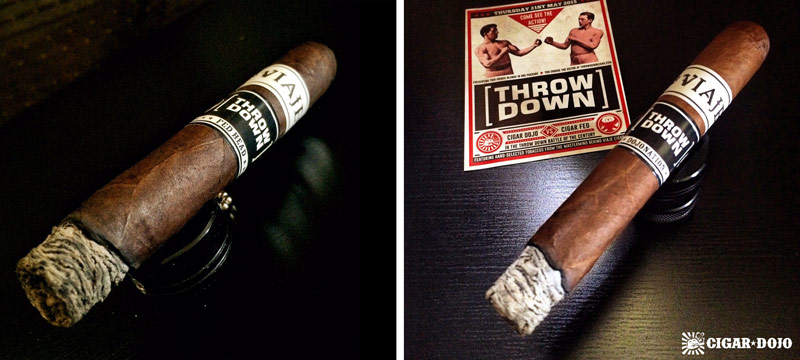 Viaje Throw Down double cigar review