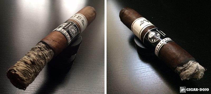 Viaje Throw Down comparison cigar review