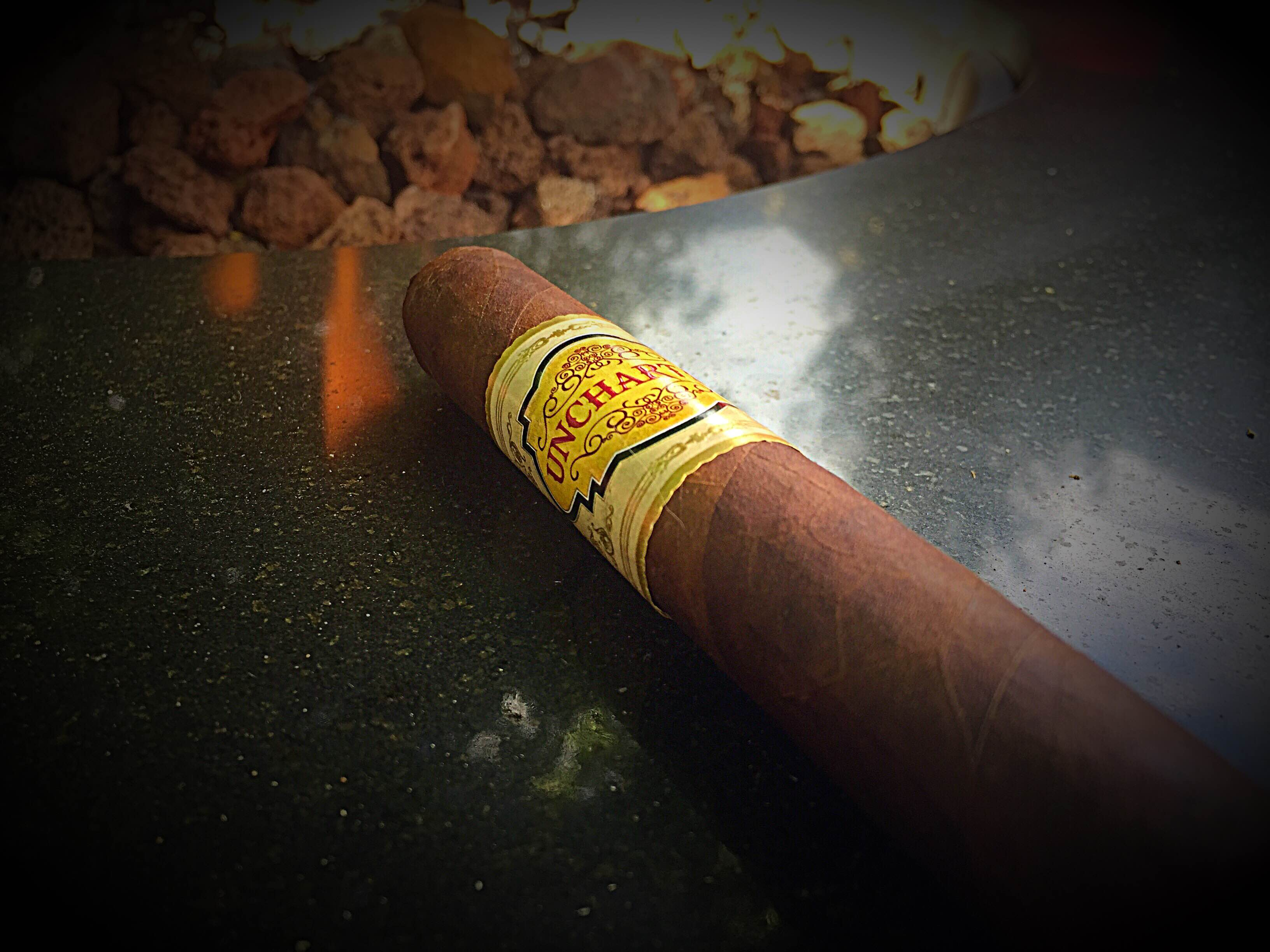 Uncharted cigar review