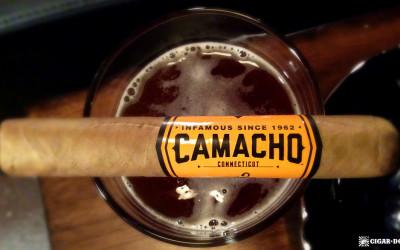 Camacho Connecticut cigar review